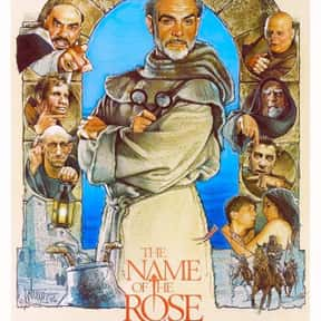 The Name of the Rose is listed (or ranked) 19 on the list The Best Knight Movies