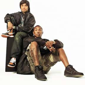 The Neptunes is listed (or ranked) 15 on the list The Best Musical Artists From Virginia