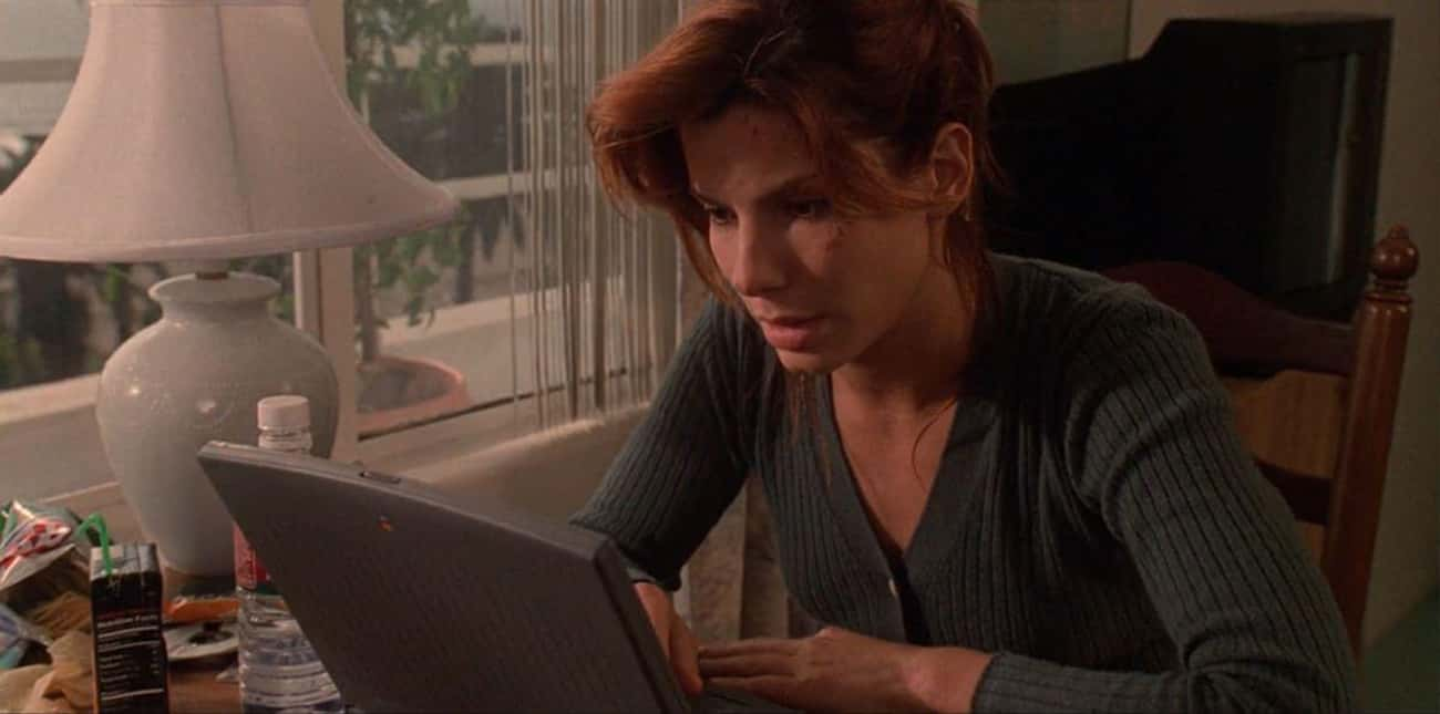 'The Net': The Rise Of Online  is listed (or ranked) 2 on the list Movies That Were Eerily Ahead Of Their Time