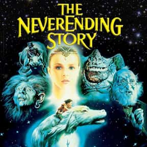 The NeverEnding Story is listed (or ranked) 6 on the list The Best Film Adaptations of Young Adult Novels