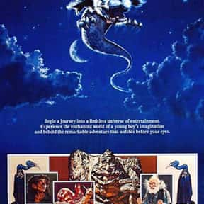 The NeverEnding Story is listed (or ranked) 8 on the list The Most Inspirational Movies Ever