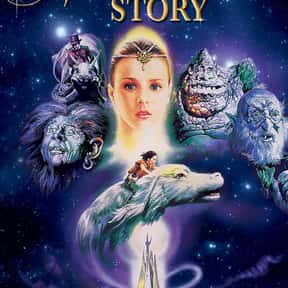 The NeverEnding Story is listed (or ranked) 4 on the list The Best Classic Kids Movies That Are Kind of Dark