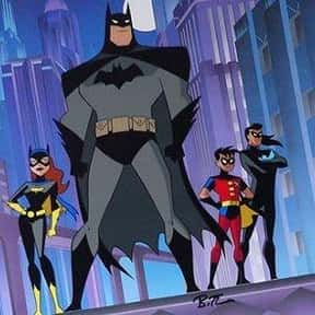The New Batman Adventures is listed (or ranked) 18 on the list The Best Dramatic Animated Series Ever Made