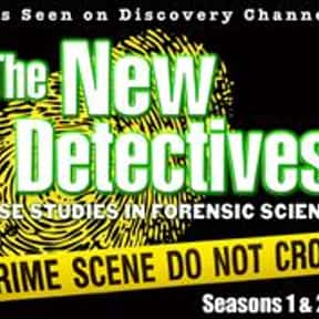 The New Detectives is listed (or ranked) 24 on the list The Best True Crime TV Shows