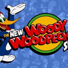 The New Woody Woodpecker Show is listed (or ranked) 14 on the list The Best Bird Cartoons