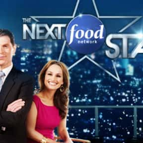 Food Network Star is listed (or ranked) 13 on the list The Most Exciting Reality Competition Shows Ever Made
