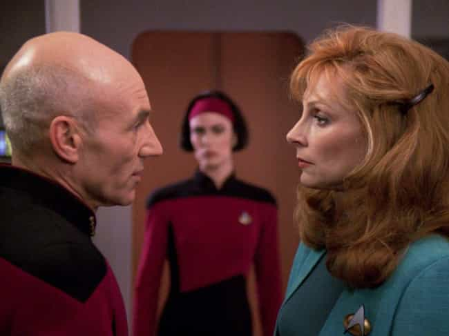 The Next Phase is listed (or ranked) 3 on the list The Most Surreal And Horrifying Transporter Accidents On Star Trek