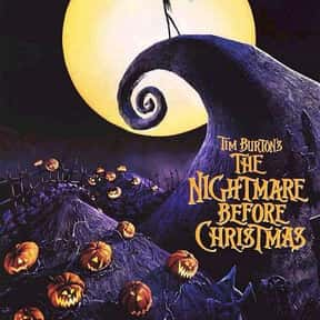 The Nightmare Before Christmas is listed (or ranked) 7 on the list The Best '90s Cartoon Movies