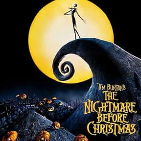 The Nightmare Before Christmas is listed (or ranked) 17 on the list Musical Movies With the Best Songs