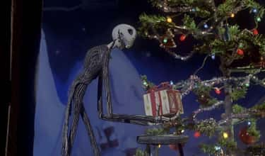 The Nightmare Before Christmas is listed (or ranked) 1 on the list 18 Spooky Things You Can Watch On Disney+, Ranked By Fans