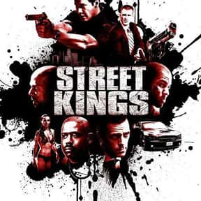 Street Kings is listed (or ranked) 17 on the list The Best Keanu Reeves Movies