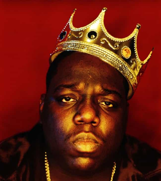 The Notorious B.I.G. is listed (or ranked) 4 on the list Rappers Who Died Young