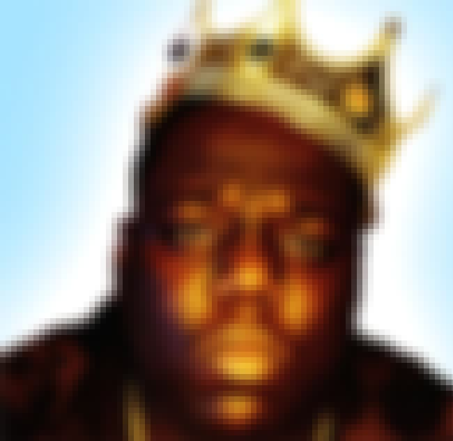 The Notorious B.I.G. is listed (or ranked) 3 on the list The Greatest Rappers of All Time
