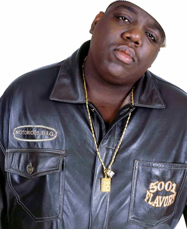 The Notorious B.I.G. is listed (or ranked) 4 on the list Famous Musicians Who Were Murdered