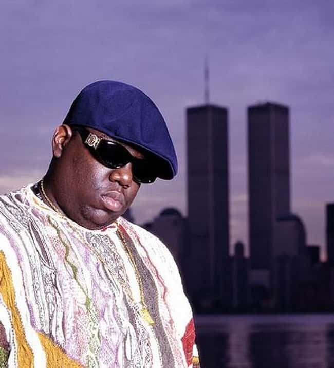 The Notorious B.I.G. is listed (or ranked) 8 on the list 30 Famous Jehovah's Witnesses