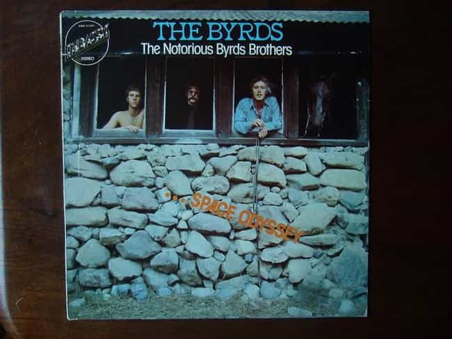 The Notorious Byrd Brothers is listed (or ranked) 3 on the list The Best Byrds Albums of All Time