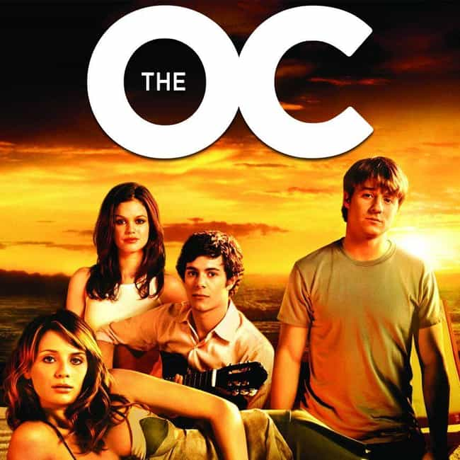 The O.C. is listed (or ranked) 4 on the list What To Watch If You Love '90210'
