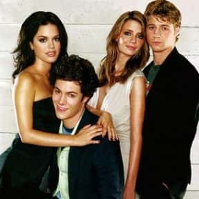 The O.C. is listed (or ranked) 4 on the list The Best High School TV Shows