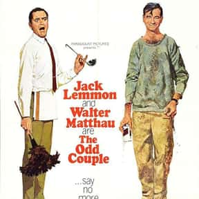 The Odd Couple is listed (or ranked) 13 on the list The Best Movies of the '60s