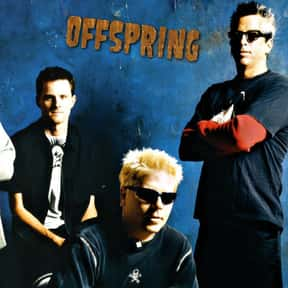 The Offspring is listed (or ranked) 19 on the list The Greatest Musical Artists of the '90s