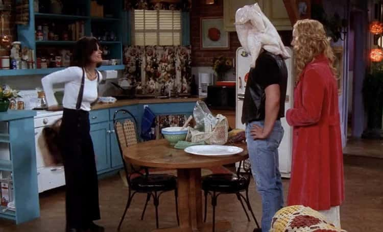 The One with All the Thanksgivings
