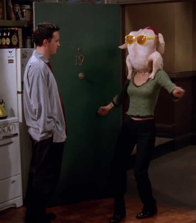 The One with All the Thanksgiv... is listed (or ranked) 3 on the list The Best Holiday Episodes On Friends