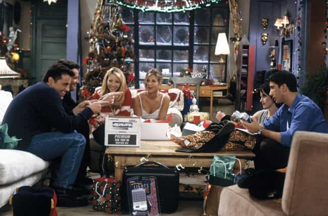 The One with Phoebe's Da... is listed (or ranked) 4 on the list The Best Christmas Episodes On 'Friends'