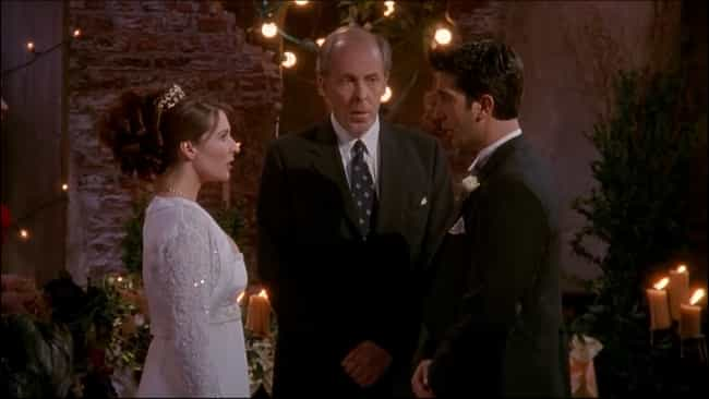 The One with Ross's Wedding is listed (or ranked) 4 on the list The Most Important Episodes Of 'Friends'
