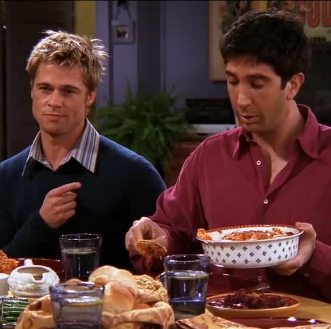 The One with the Rumor is listed (or ranked) 2 on the list The Best Holiday Episodes On Friends