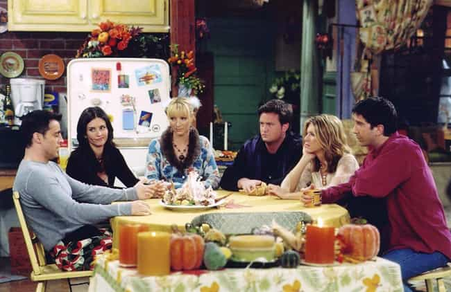 The One with the Rumor is listed (or ranked) 4 on the list The Best Thanksgiving Episodes In Sitcoms