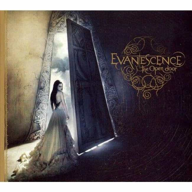The Open Door is listed (or ranked) 2 on the list The Best Evanescence Albums, Ranked