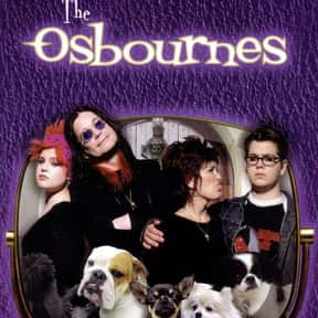 The Osbournes is listed (or ranked) 10 on the list The Best MTV TV Shows