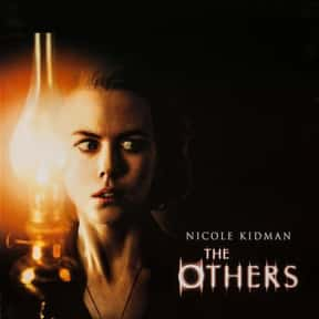The Others is listed (or ranked) 4 on the list The Best PG-13 Horror Movies