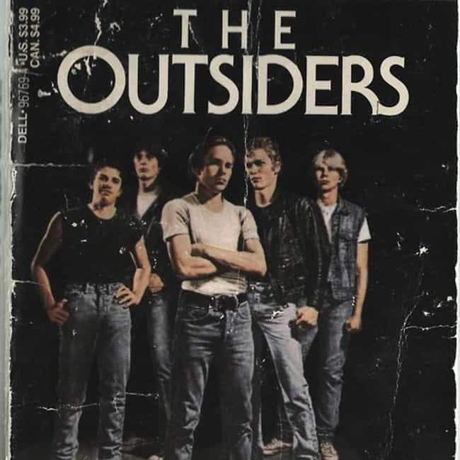 The Outsiders is listed (or ranked) 7 on the list Books That Defined Your Youth That You (Almost) Forgot About