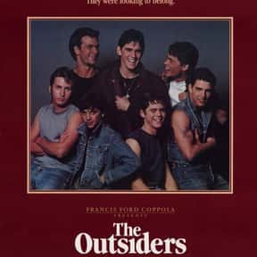 The Outsiders is listed (or ranked) 14 on the list The Greatest Teen Movies of the 1980s