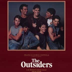 The Outsiders is listed (or ranked) 7 on the list The Best Diane Lane Movies