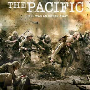 The Pacific is listed (or ranked) 13 on the list The Greatest World War II Movies of All Time