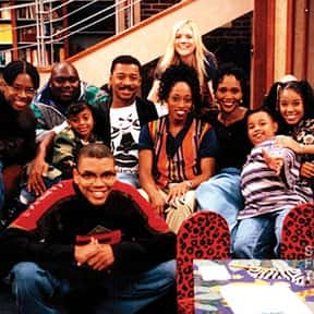 The Parent 'Hood is listed (or ranked) 17 on the list The Greatest Black Sitcoms of the 1990s