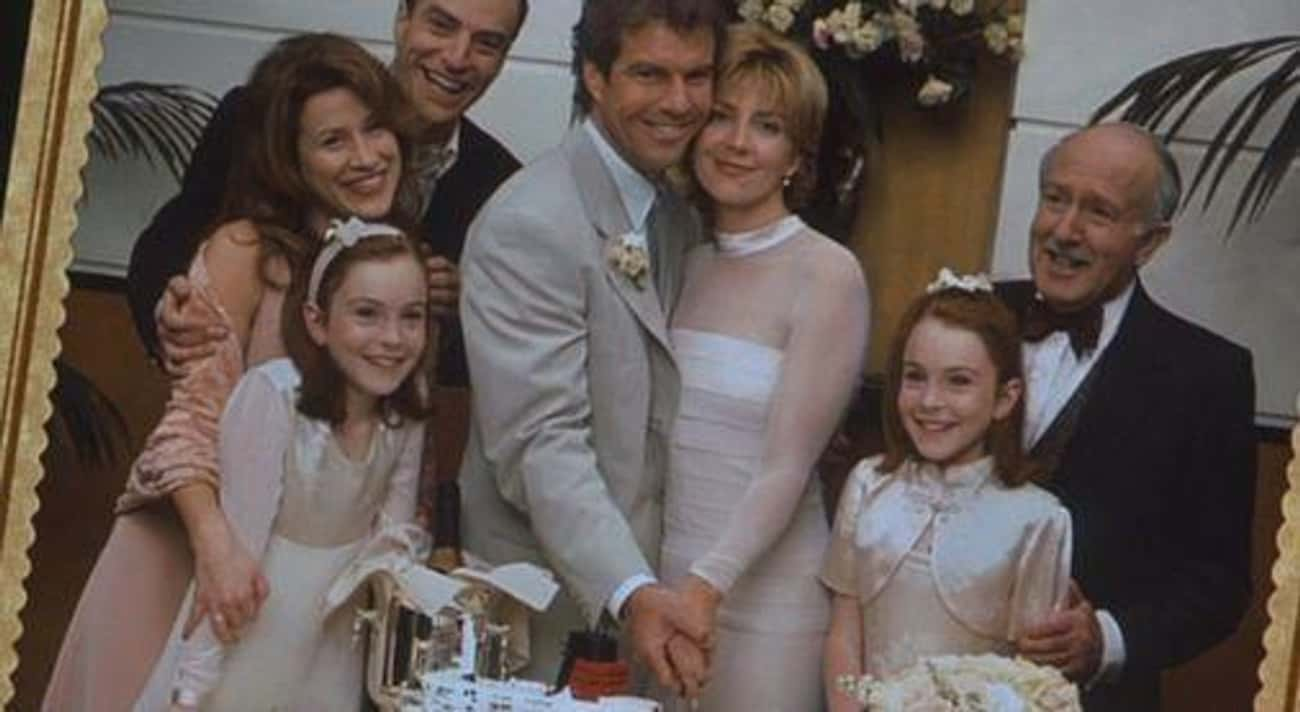The Parent Trap - THEN is listed (or ranked) 3 on the list Your Favorite Movie Casts, Reunited