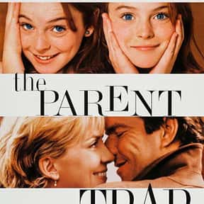 The Parent Trap is listed (or ranked) 25 on the list The Best Wedding Movies