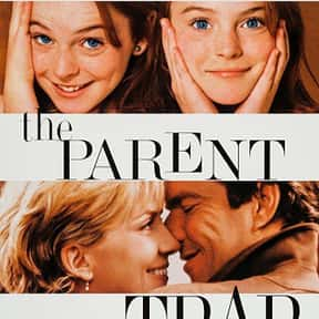 The Parent Trap is listed (or ranked) 16 on the list The Best Teen Movies of All Time