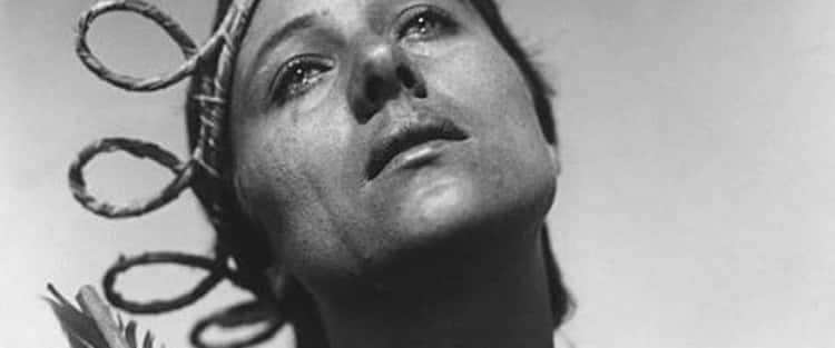 'The Passion of Joan of Arc' Was Written From Actual Court Transcripts