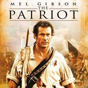 The Patriot is listed (or ranked) 1 on the list The Most Patriotic Movies of All Time