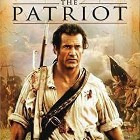 The Patriot is listed (or ranked) 10 on the list The Best Historical Drama Movies Of All Time, Ranked