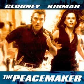 The Peacemaker is listed (or ranked) 23 on the list The Best George Clooney Movies