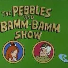 The Pebbles and Bamm-Bamm Show is listed (or ranked) 25 on the list The Best 1970s Animated Series