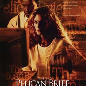 The Pelican Brief is listed (or ranked) 15 on the list The Best Denzel Washington Movies
