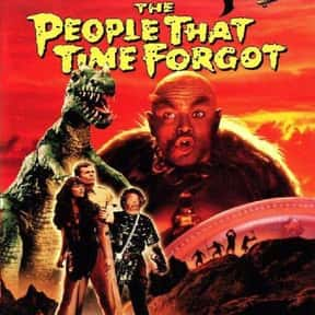The People That Time Forgot is listed (or ranked) 11 on the list The Best Caveman Movies