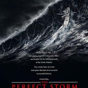 The Perfect Storm is listed (or ranked) 6 on the list The Best George Clooney Movies