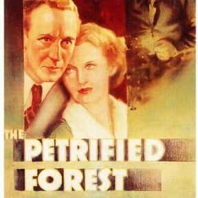 The Petrified Forest is listed (or ranked) 16 on the list The Best Bette Davis Movies